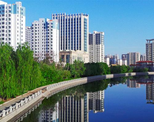 聊城月亮灣(wan)小區